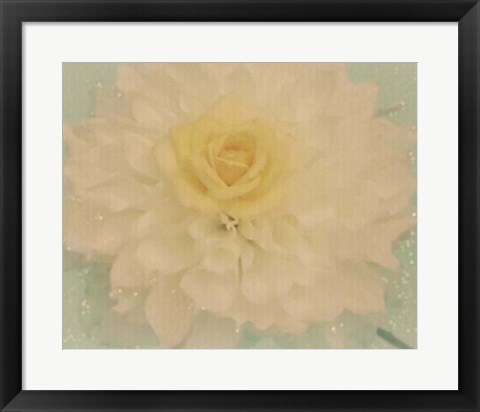Framed Flower for Pooh Bear Print