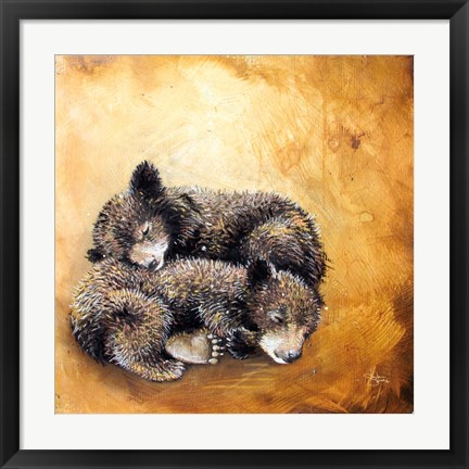 Framed Bearlings Print