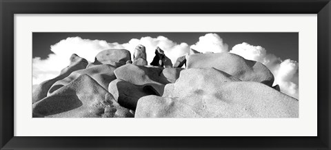 Framed Boulders, Lands End, Cabo San Lucas, Baja California Sur, Mexico Print