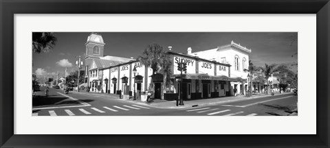 Framed Sloppy Joe's Bar Key West FL Print