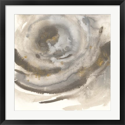 Framed Gold Dust Nebula II Print