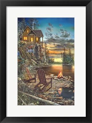 Summer Pleasures Art By Jim Hansel At Framedart Com