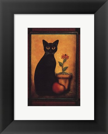 Framed Framed Cat II Print