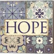 Santorini II- Hope