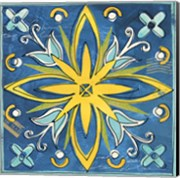 Tuscan Sun Tile I Color