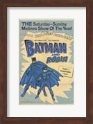 Batman and Robin Vintage
