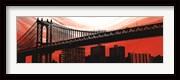 Manhattan Bridge Aura