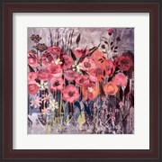 Pink Floral Frenzy I
