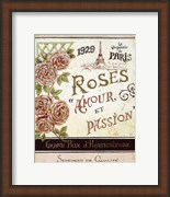 French Seed Packet I