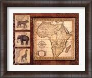 Journey To Africa I