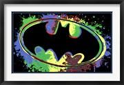 Black Light - Batman Logo