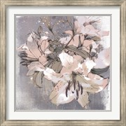 Painted Lilies I