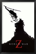 World War Z - black and white