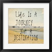 Life Is A Journey quote