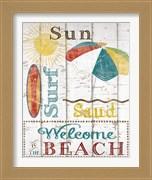 Sun, Surf & Sand