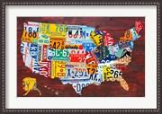 USA Map I