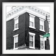 Montrose Street (b/w)