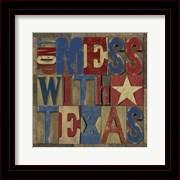 Texas Printer Block I