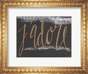 Jadore Black Gold