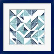 Beryl Block Print III