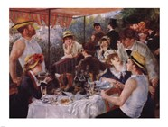 Luncheon of the Boating Party, c.1881