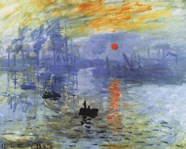 Impression, Sunrise, c.1872