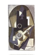 L'Homme a la Guitare, 1918
