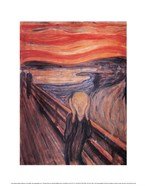 The Scream, c.1893