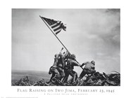 Flag Raising on Iwo Jima, February 23, 1945