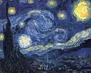 The Starry Night, c.1889