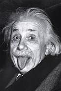 Albert Einstein - Tongue