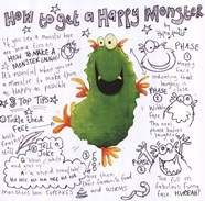 How to get a Happy Monster