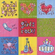 Girls Rock 9 Patch