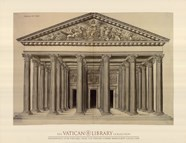 Ordonnance d'un Portique, (The Vatican Collection)