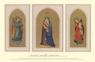 Madonna and Child Triptych, (The Vatican Collection)