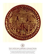 Gold Lions, (The Vatican Collection)