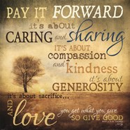 Meaning of Pay It Forward