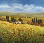 Lo Splendor De La Toscana
