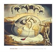 Geopoliticus Child Watching the Birth of the New Man, c.1943  Fine-Art Print