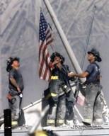 New York Firefighters / Ground Zero  Fine-Art Print