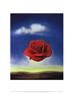 Meditative Rose, c.1958  Fine-Art Print