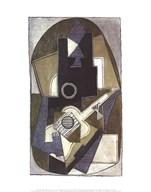 L'Homme a la Guitare, 1918  Fine-Art Print