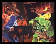 Mood 4 Jazz  Fine-Art Print