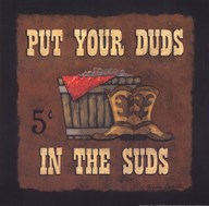Drop Your Duds  Fine-Art Print