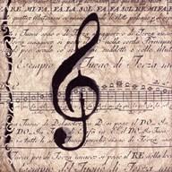 Musical II  Fine-Art Print