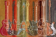 Guitar Heritage  Fine-Art Print