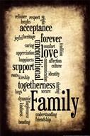Family I  Fine-Art Print