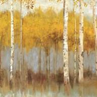 Golden Grove I - Mini  Fine-Art Print