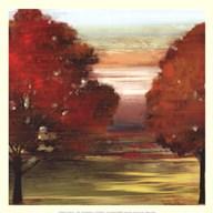 Flow Trees II-Mini  Fine-Art Print