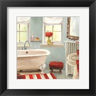 Tranquil Bath II - mini  Frame